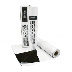 Thermoflo Black and White Poly Sheeting