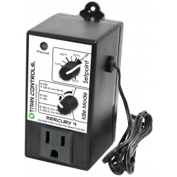 Titan Controls Mercury 4 - Multi Function Fan Speed Controller